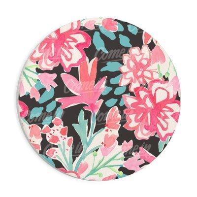 ♥ Killeez ♥ 客製化 化 彩色小矮人 貓咪 花園 碎花 可訂製 正方形 圓形 吸水杯墊 馬克杯 婚禮小物