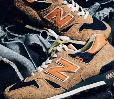 US.10全新 New Balance x Levi's聯名鞋款 M1300LV