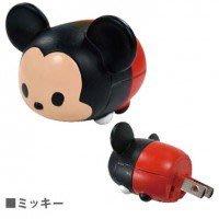 現貨 日本迪士尼Tsumu Tsumu USB輸出AC充電器