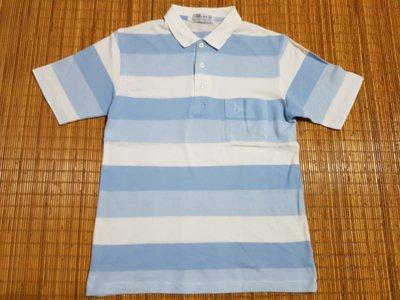 (抓抓二手服飾)  LONG-ING  POLO衫   M   (F20)