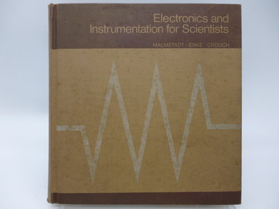 Electronics and Instrumentation for Scientists(絕版) 〖科學〗CPX