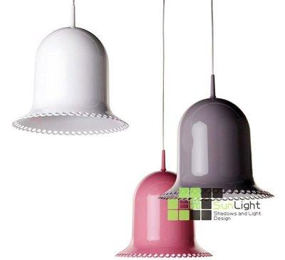 【SUN LIGHT 日光燈坊】英格蘭淑女帽Moooi Lolita Lamp鈴鐺小號吊燈,另托樂密巫婆帽紳士帽松果IQ