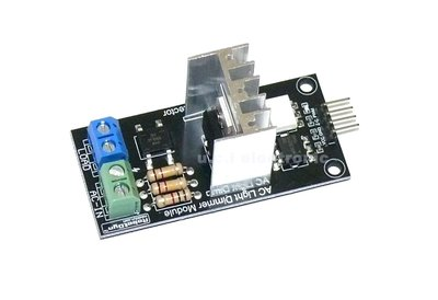 【UCI電子】(25) 模組電源AC Light Dimmer Module for PWM control
