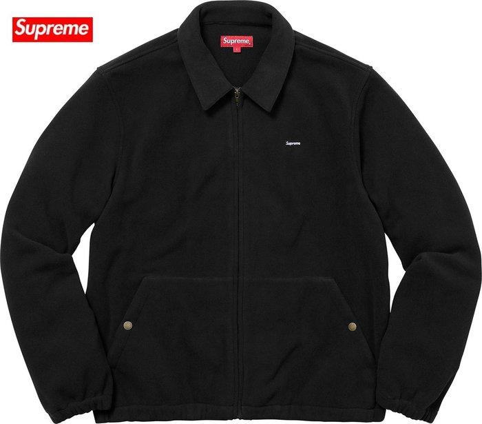 【超搶手】全新正品 2017 AW Supreme Polartec Harrington Jacket Box保暖外套