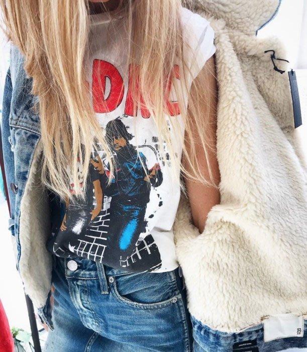 【代購】 MADEWORN ROCK Run DMC 復古 T恤 上衣