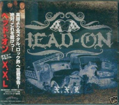 K - HEAD-ON - X.X.L XXL - 日版 +1BONUS - NEW