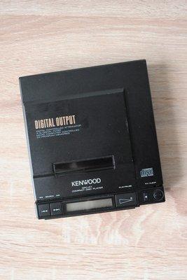 『達仁老箱子』少有 KENWOOD DPC-R7 經典旗艦銘機 CD隨身聽 非PHILIPS、SONY、B&O