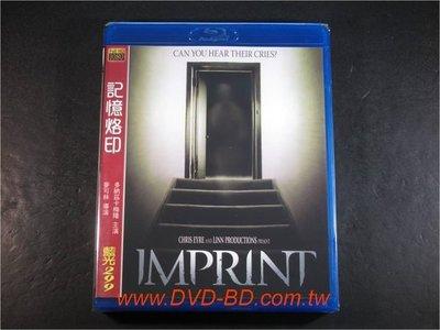 [藍光BD] - 記憶烙印 IMPRINT ( 台灣正版 ) - 多納茲卡海隆