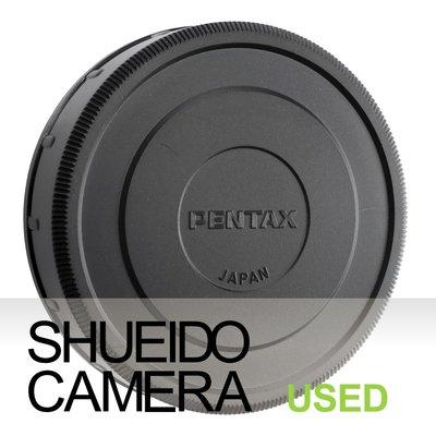 集英堂写真機【1個月保固】中古良上品 / PENTAX 67 6X7 原廠 後鏡頭蓋 #122 18105