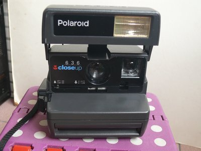 Polaroid 600寶麗來 拍立得