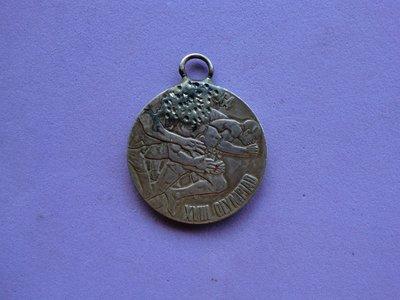 銀項墜:日本1964年奧運.東京大會紀念.925銀