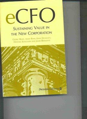 全新精裝原文書 - eCFO - Sustaining Value in the New Corporation