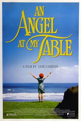 天使詩篇-An Angel at my Table (1990)原版電影海報