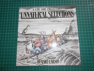 《遠端收藏品的自然選擇~ UNNATURAL SELECTIONS》加里·拉森(GARY LARSO【CS超聖文化2讚】