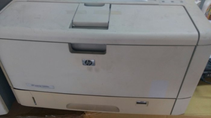 HP Laserjet LJ-5200tn A3 網路雷射印表機(送雙面列印及第三紙匣  )