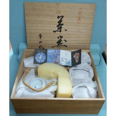 [ 三集 ]  有田燒 茶具組 材質: 陶瓷   Aa