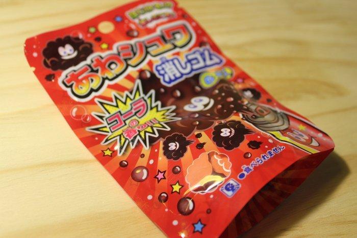 (I LOVE樂多)日本進口 可樂 汽水造型口味橡皮擦 糖果外包裝也可當整人商品呦