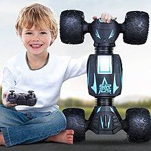 積木城堡 迷你廚房 早教益智四驅越野遙控汽車3-6歲特技超大扭變車充電攀爬漂移兒童玩具男孩