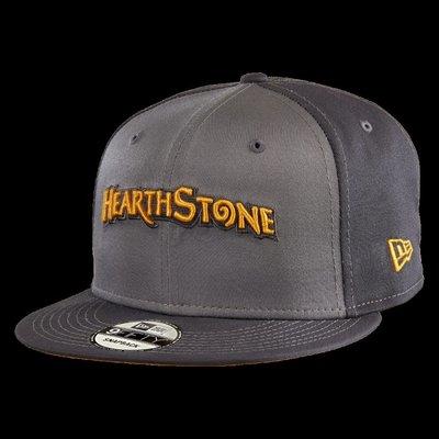 【丹】暴雪商城_Hearthstone Worthy Opponent Snapback Hat 爐石戰記 帽子 鴨舌帽