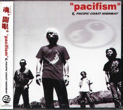 K - PACIFIC COAST HIGHWAY - pacifism - 日版 - NEW