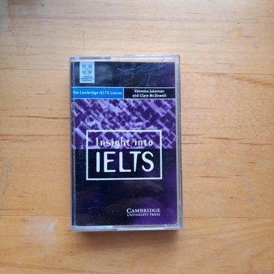 Insight into IELTS 錄音帶