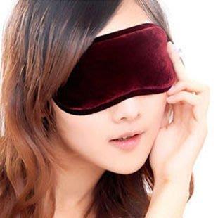 托瑪琳磁石美容健康睡眠遮光護眼罩