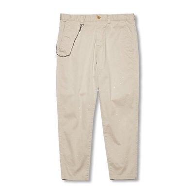 20AW Uniform Experiment CARROT FIT DRIPPING CHINO PANTS 全新正品 現貨 UE 可刷卡分期 下標請詢問