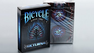 【USPCC撲克】Bicycle Nocturnal Playing Cards S102922