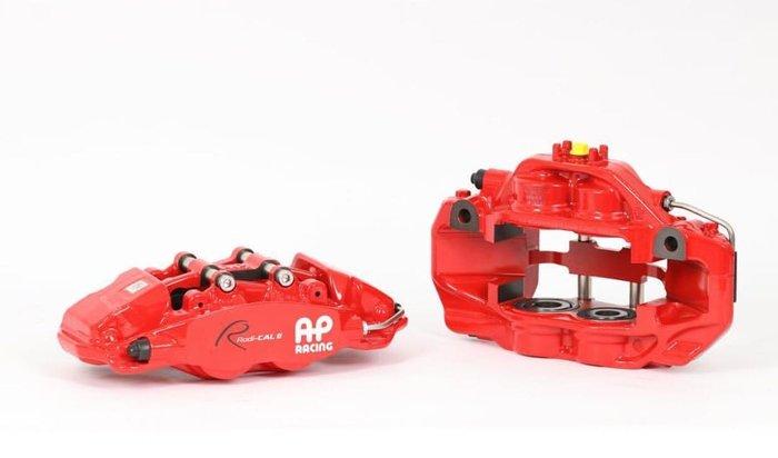 國豐動力 AP CP9540 前面四活塞 搭配 355/380mm正廠AP煞車盤 全車系 價格為355mm 32mm 未含工資 歡迎洽詢