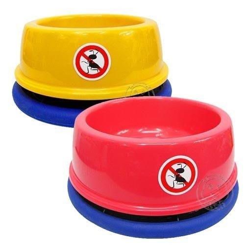 【??培菓寵物48H出貨??】DYL》寵物專用防蟻食碗 (L)-2種顏色 特價160元