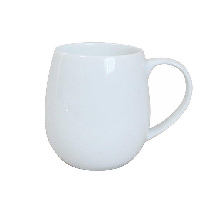 日本Origami barrel aroma摺紙咖啡馬克杯(320ml)-白色