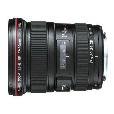 CANON EF 17-40mm F/ 4L USM • 17-40mm f4 L USM 〔彩虹公司貨〕 台中市
