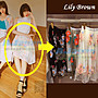 VIVI7~ 8月人氣揭曉~ 玉成著用!Lily Brown春夏...