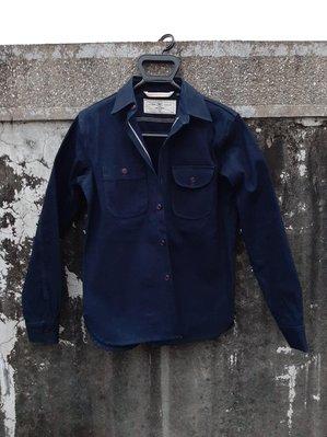 全新RGT Rogue Territory WorkShirt Selvedge Canvas ISC雙染工裝襯衫