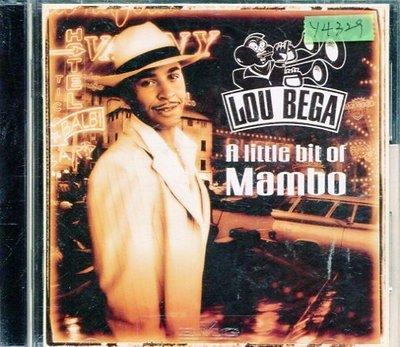 *還有唱片行* LOU BEGA / A LITTLE BIT OF MAMBO 二手 Y4329