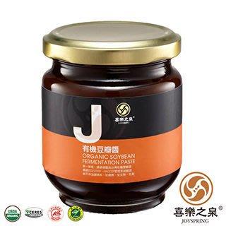阿邦小舖 喜樂之泉 有機豆瓣醬(180g)