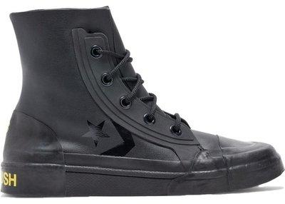 【紐約范特西】預購 Converse Pro Leather Hi Ambush Black 帆布鞋 黑色皮革