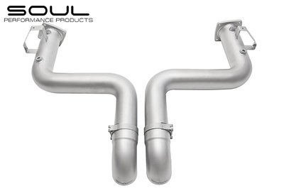 【樂駒】 Soul Performance Products Porsche 991.2 Carrera Exhaust