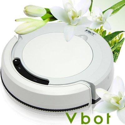 Vbot M270 掃地機器人 茉莉綠茶香氛 公主機 (掃+擦+吸) (淺灰)(粉色) 免運