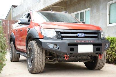 Ford 福特 Ranger 浪久 遊俠 4X4 4WD Pick Up 皮卡 Hamer 前保 前保桿 13-15