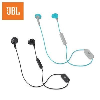 美國 JBL Inspire 500 輕便型 藍牙運動耳機 運動耳機 防汗設計 黑藍兩色