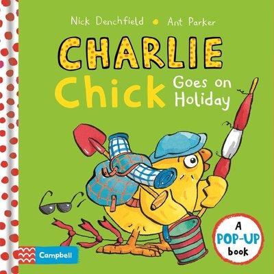*小貝比的家*CHARLIE CHICK GOES ON HOLIDAY/立體書/3~6歲