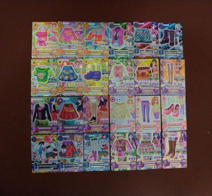 偶像學園 生日禮盒 A1 台灣機台卡 全新未刷 (免費精美禮盒包裝)