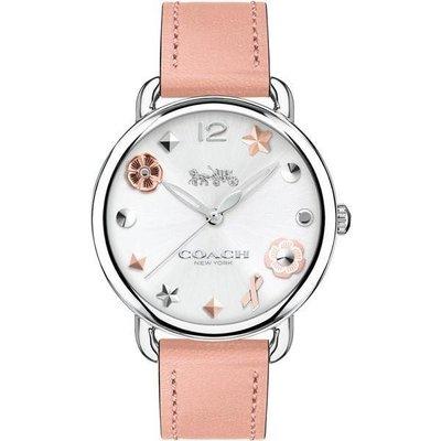 COACH 粉紅 百搭時尚手錶-14502799女生腕錶
