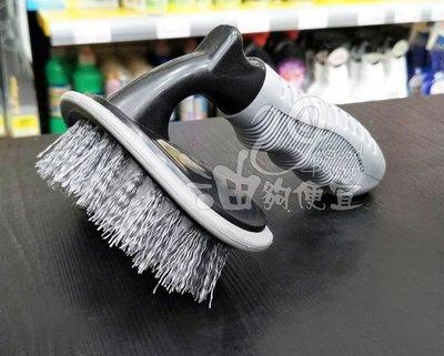 『油夠便宜』洗車工具輪胎刷 T字輪胎刷 輪胎清潔刷