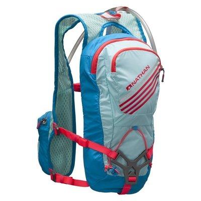 【大山野營】NATHAN 專業品牌 Moxy摩西水袋背包(2L) 三鐵賽 越野跑 馬拉松 登山背包 NA5035NLBD