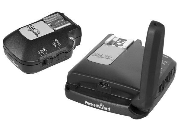 呈現攝影-美國 普威 Pocket Wizard TT1+TT5組觸發器 引閃器 Canon 專用 600Ex 公司貨 1年保固