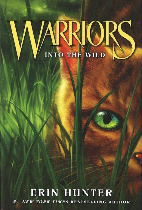 *小貝比的家*Warriors Series (貓戰士首部曲1-6)/平裝/12以上/75折