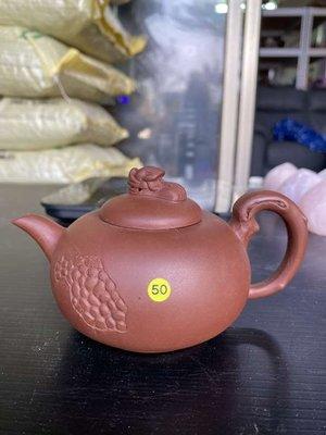 BQQ紫砂老茶壺黃50