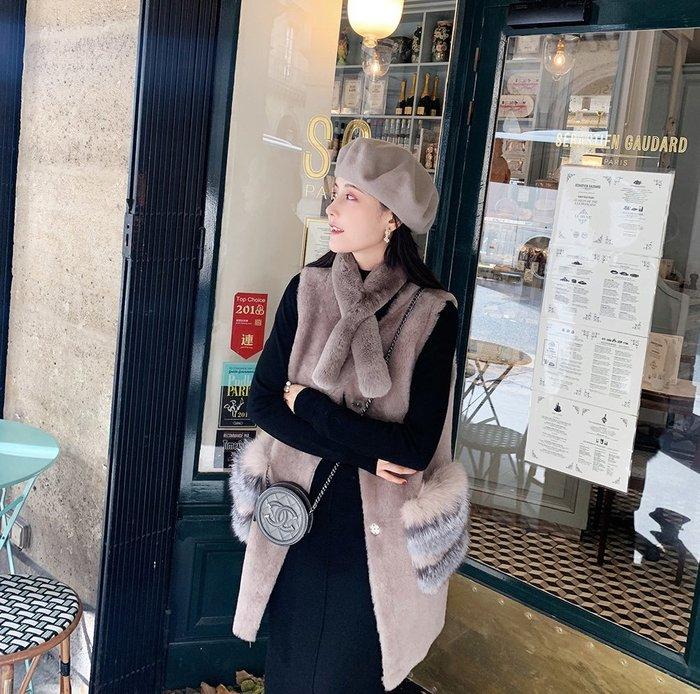 ❤JM SHOP韓風❤人手三頂的造型利器羊毛羊絨毛線巴黎帽